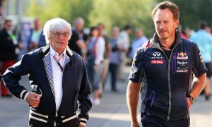 Ecclestone up against it trying to keep Red Bull