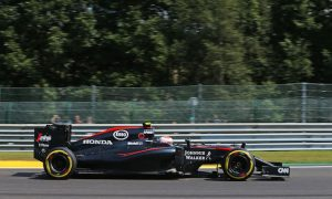 Beating Alonso 'the only positive' - Button