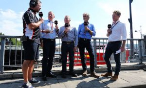Scènes de paddock : Spa-Francorchamps