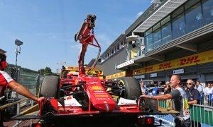 Ferrari will keep fighting - Raikkonen