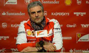 Suzuka shows Ferrari is closing in - Arrivabene