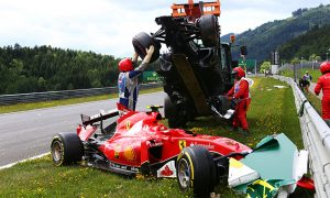 How to improve driver head protection in F1?