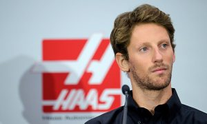 Grosjean confirmed as Haas F1's first driver