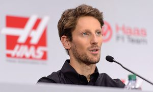 Grosjean expects 'unbelievable' first day of testing