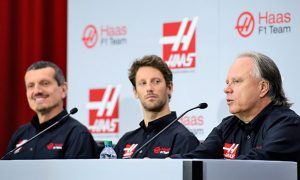 Grosjean aiming for title with Haas move