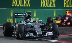 Wolff advises Mercedes not to panic