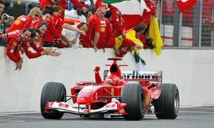 Ferrari's last win at Suzuka