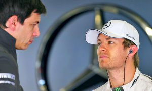 Rosberg not out of it yet, insists Wolff