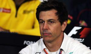 Wolff denies complacency caused Singapore slump