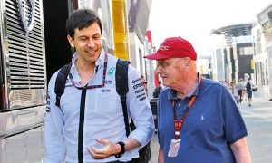 Wolff puzzled by lack of TV time for Mercedes