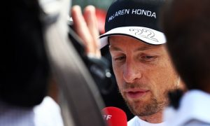 Button undecided on McLaren for 2016