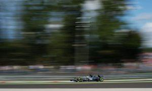 Mercedes engine upgrade worth 0.3s