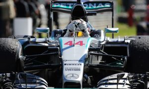 Hamilton feels he is winning for Senna