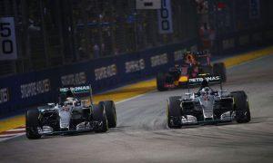 Mercedes explains Hamilton's Singapore failure