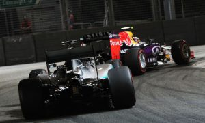 Red Bull never asked for engine - Mercedes