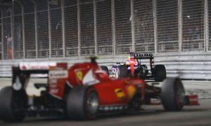 Ricciardo calm amid Red Bull quit threats