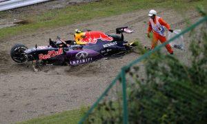Kvyat to start from pit lane after shunt