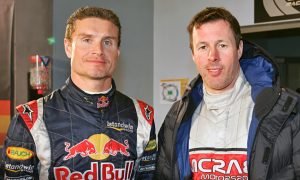 Scotland's finest: McRae and Coulthard