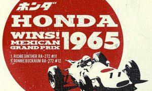 Honda's maiden Grand Prix victory