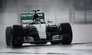 Rosberg pleased with 'useful' practice starts