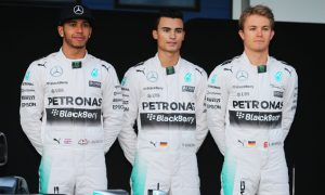 Rosberg to support Wehrlein in DTM finale