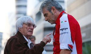 Ecclestone in dark over Ferrari's Red Bull rejection