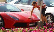 Scènes de paddock : Abou Dhabi