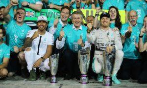 Hamilton and Rosberg 'the perfect couple' - Zetsche
