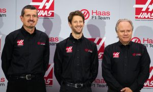 Haas eyes points on debut but downplays rivals' praise