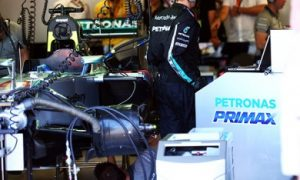 Mercedes puts Shell claims in doubt