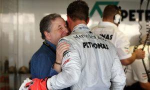 Schumacher situation 'painful', admits Todt