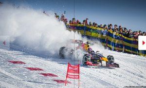 Formula One - on ice!
