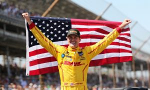 IndyCar should be considered a path to F1 - Ryan Hunter-Reay