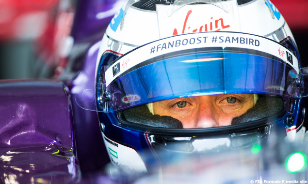 Sam Bird, Virgin Racing, Formula E