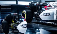 La Williams FW38 à la loupe