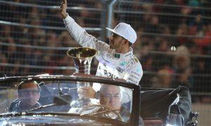 Heidfeld sees Hamilton winning fourth F1 title in 2016
