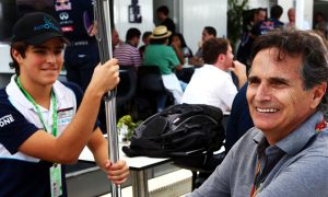Pedro Piquet keen to follow in father's F1 footsteps