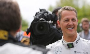 Kehm calls for 'support and patience' over Schumacher