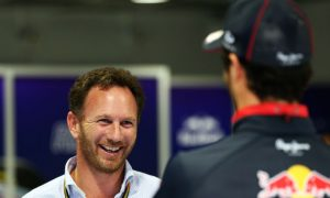 Ricciardo will stay at Red Bull in 2019, says Horner