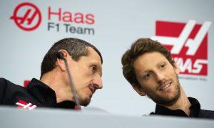 Steiner working to keep Haas calm