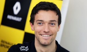 Renault expects Palmer to deliver in rookie year