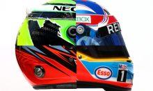 Tous les casques F1 de la saison 2016