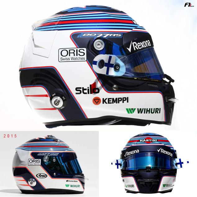 Tous les casques F1 de la saison 2016 - Page 7 sur 23 ... Felipe Nasr