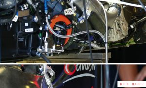 Coup d'œil sur les moteurs F1 2016
