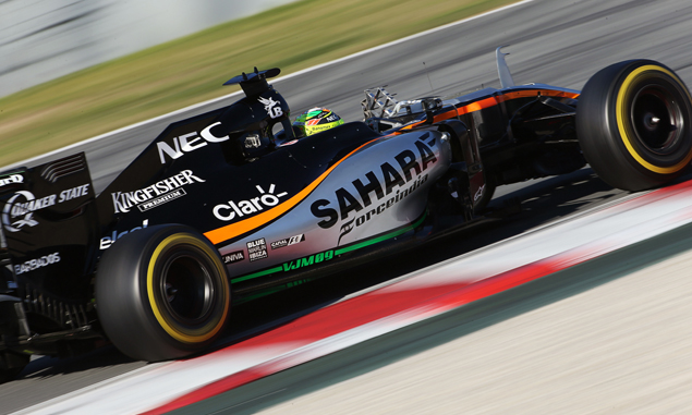 force india results