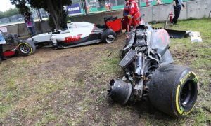 Gutierrez: I was very worried when I first saw Alonso's car