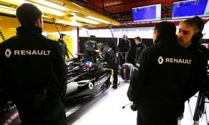 Vasseur buoyed by Renault test showing after late takeover