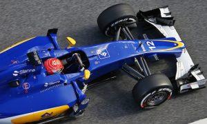 Financial struggles hurting Sauber C35 development