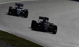 Mercedes 'hiding their game' - Taffin