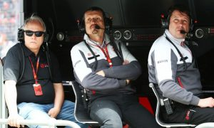 Mixed feelings for Haas after botched qualifying